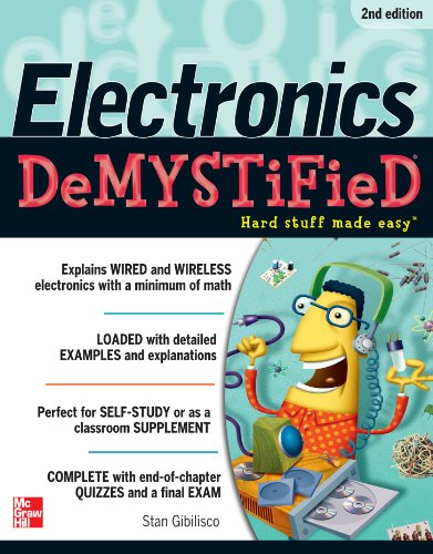Electronics Demystified, Second Edition (Fix Everything Electronic compare prices)