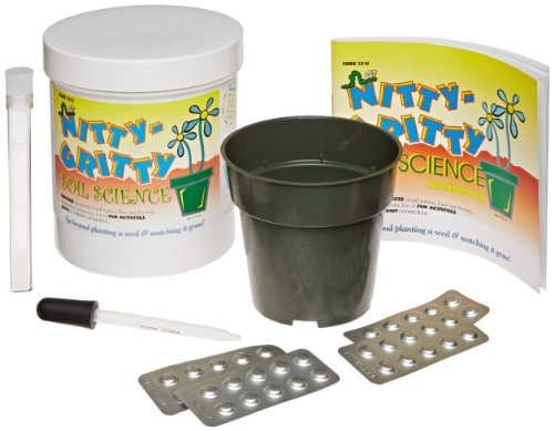 (LaMotte 5913 Nitty Gritty Soil Science Kit, 10 Tests)