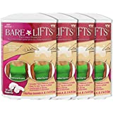 Bare Lifts, 10 Bare Lifts Per Pack (Pack of 4 Total of 40 Lifts)