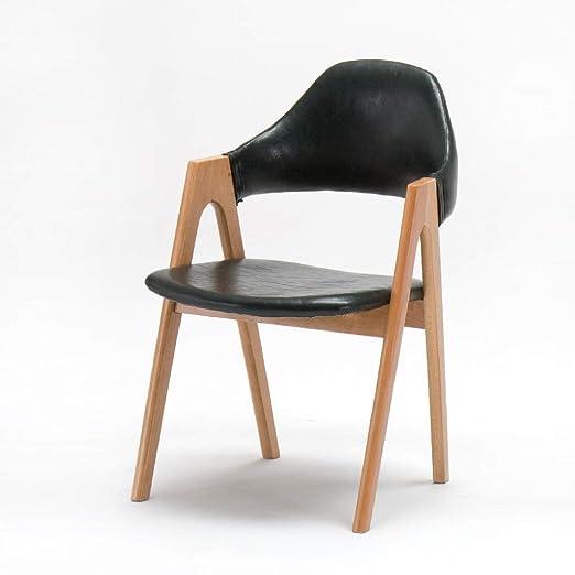 MXXYZ Silla Plegable para el hogar sillón Ocio Mesa y Silla Retro ...
