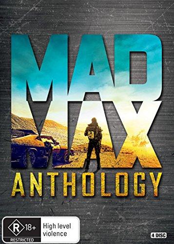 Mad Max Anthology DVD Box Set (Mad Max, Road Warrior, Beyond Thunderdome, Fury Road