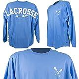 Lacrosse Billboard Shirts Youth Medium Light Blue