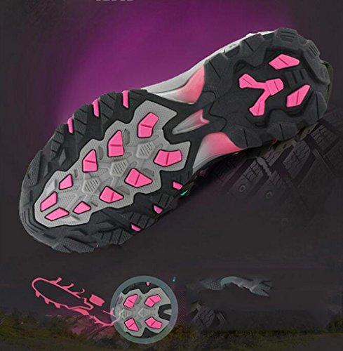 trekking sportive scarpe scarpe KANGLE da 36 scarpe pelle in R6wYHqEf