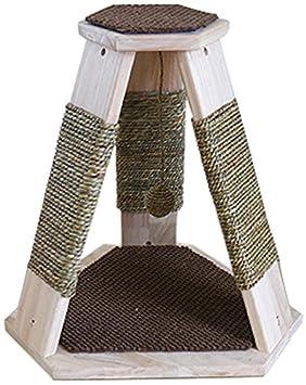 Rosewood Catwalk Collection - Rascador de Madera para Gatos: Amazon.es: Productos para mascotas