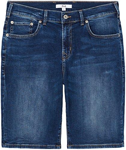 Wash Uomo marsalis Blu Jeans Di Pantaloncini Find FwqxfvRzWn