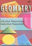 Inductive Reasoning and Deductive Reasoning