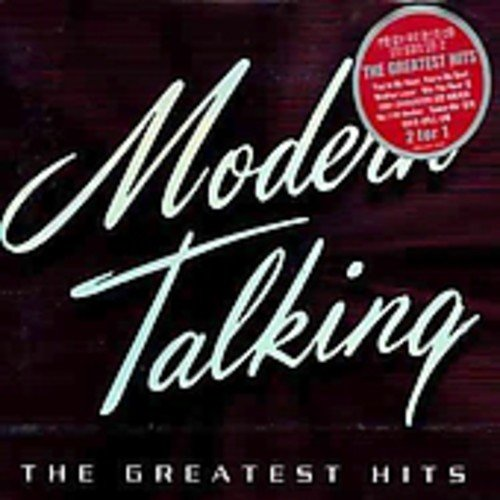 Modern Talking - Greatest Hits 1984-2002 by SONY KOREA