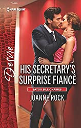 His Secretary's Surprise Fiancé (Bayou Billionaires)