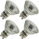 Industrial Performance EXN/GU10/CG 120V, 50 Watt, MR16, Twist-Lock (GU10) Base Light Bulb (4 Bulbs)