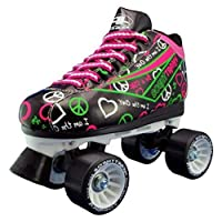 roller skates for beginners adults - Pacer Heart Throb Skates