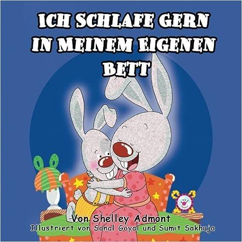 Book Ich schlafe gern in meinem eigenen Bett (I Love to...) (German Edition)