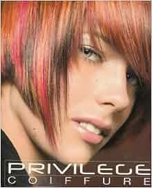 PRIVILEGE COIFFURE - PARIS: Richard Zouari: Amazon.com: Books