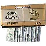 Hamdard Qurs Mulayyan tab. Pack Of 10 (4 tab. Each)
