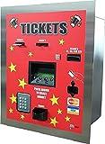 American Changer - AC107 Ticket Kiosk - Bill Changer