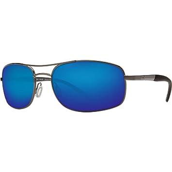 Costa del Mar gafas de sol – siete mile- cristal/marco: Satin Gunmetal