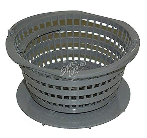 Hot Tub Classic Parts Jacuzzi Spa Skimmer Basket Used with Lilypad Float Telescoping Weir 2005+, J-200 Series ()