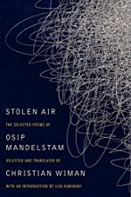 Stolen Air: Selected Poems of Osip Mandelstam