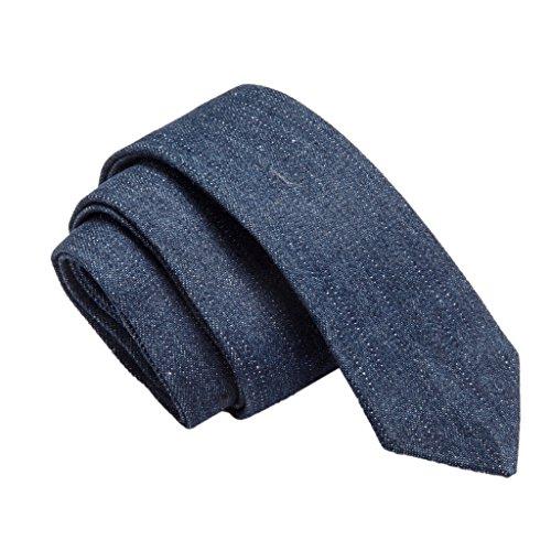 HAZELNUTS FOR Z Men's Microfiber Tie Jean Design