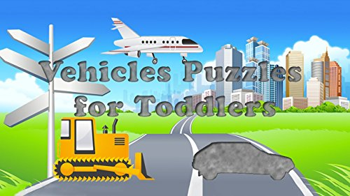 Best Vehicles Puzzles for Toddlers and Kids (online)