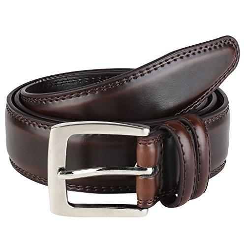 Men's Dress Belt Leather