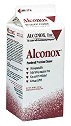 Alconox 1112-1 0.5 oz. Dispenser Box Detergent; for Use on Hard Surfaces , 13\