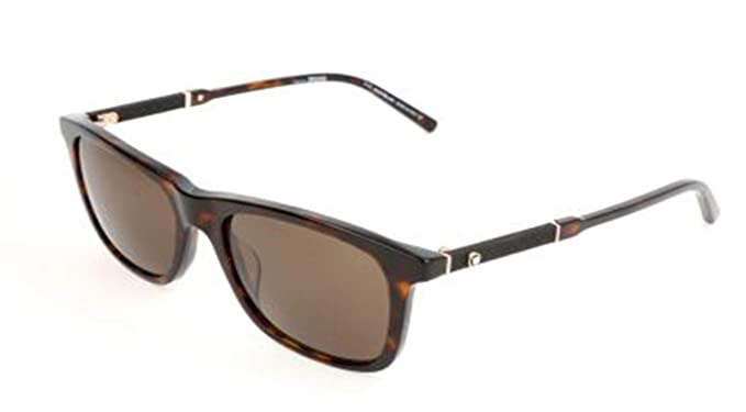 Montblanc Mont Blanc Sunglasses Mb606S 52E-54-18-145 Gafas ...