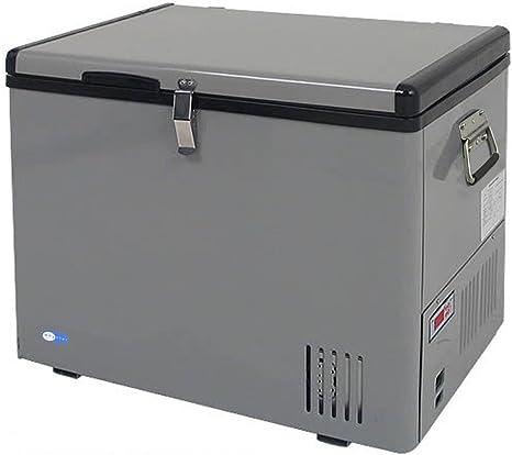 whynter fm-45g 45-quart Portable Frigorífico/congelador, platino ...
