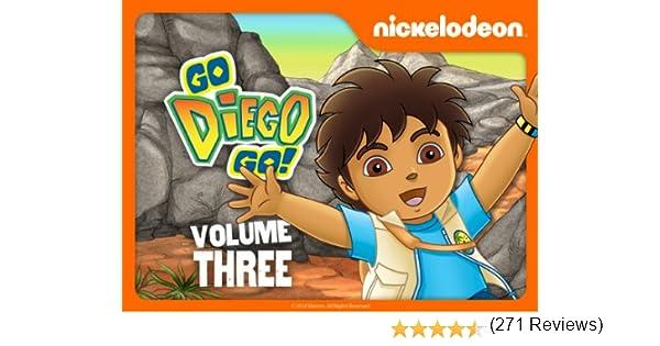 Go Diego Go Macky The Macaroni Penguin