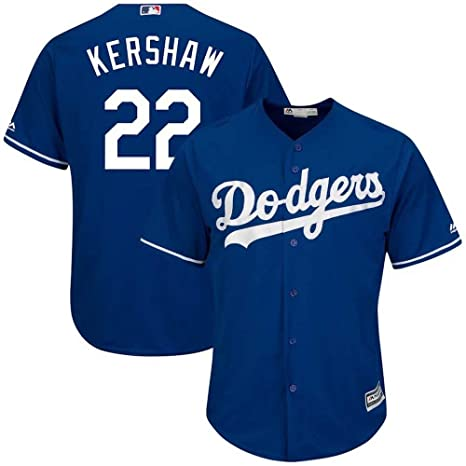 outlet store f2230 76f85 Amazon.com : '47 Men's Baseball Jersey Los Angeles Dodgers ...