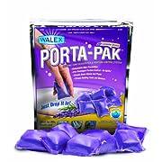 Walex PPRVLAV Porta-Pak Holding Tank Deodorizer Drop-Ins, Lavender Breeze (Pack of 10)