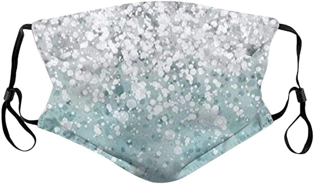 Staubdicht f/ür Damen Blingko Multifunktionstuch Waschbar 3D Motiv Mundschutz Komfortable Atmungsaktiv Wiederverwendbar Mundschutz Winddicht