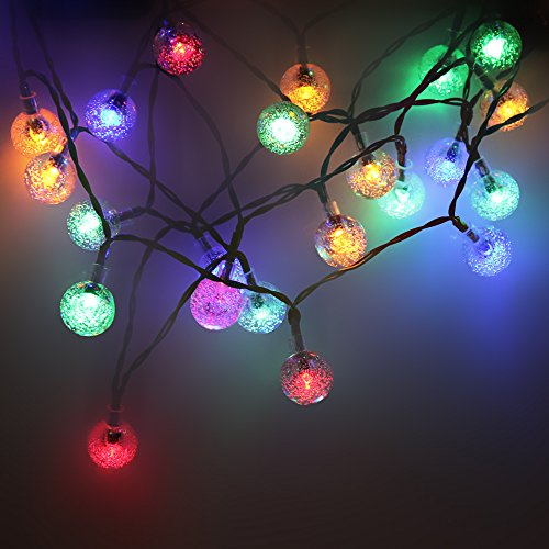 solar lichterkette led weihnachtslichterkette f r au en party weihnachten hochzeit neujahr. Black Bedroom Furniture Sets. Home Design Ideas