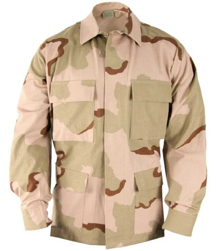 Military 3 Color Desert Shirt - 6