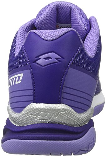 wht Brg Ii Sport Bleu blu Tennis Esosphere Chaussures Lotto De Alr Femme W FpAwxqH
