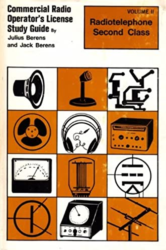 commercial radio operator s license study guide vol 2 rh amazon com gmdss radio operator's license study guide gmdss radio operator's license study guide