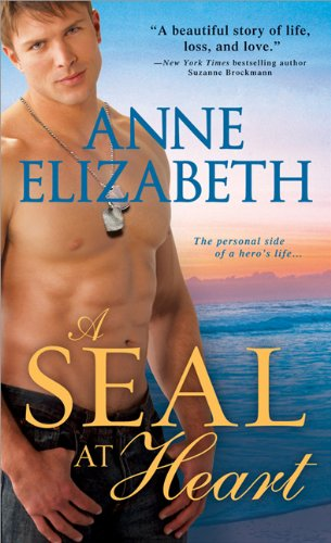 book cover of A SEAL At Heart