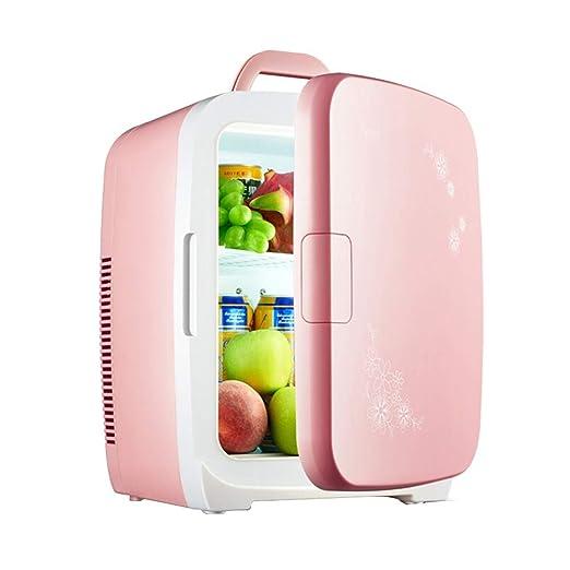 Nevera Coche Mini Refrigerador PortáTil De Doble NúCleo De 15l Y ...