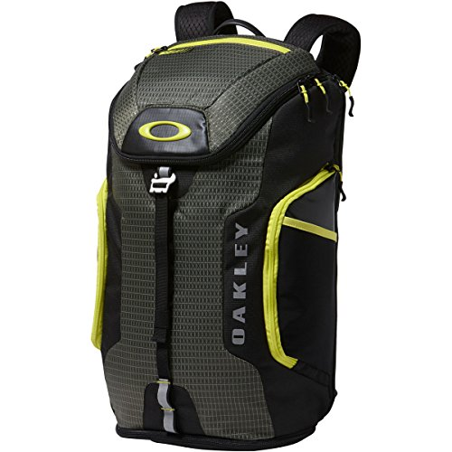 - Oakley Mens Link Pack Backpack One Size Dark Brush
