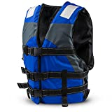 Multi-Sport Personal Flotation Device Life Vest with...