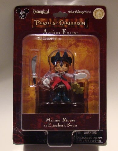Disney Pirates of the Caribbean Minnie Mouse As