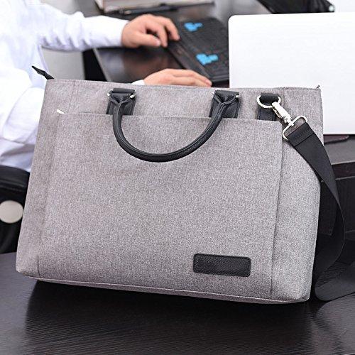 Porte Nylon Sac Main Femmes documents Laptop Travail Maleta Black Hommes Sacs Occasionnels À Affaires wzzFgTnqEr