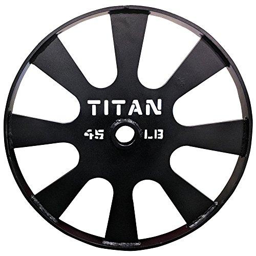 Titan Wagon Wheel Pulling Blocks