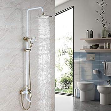 KaO0YaN-Shower Cuarto De Baño De Cerámica Elevador Conjunto De ...