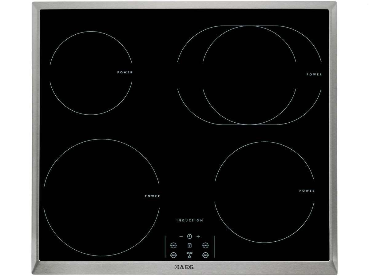 AEG eeb353 Set Steam Bake empotrable Horno eeb351010 m + ...