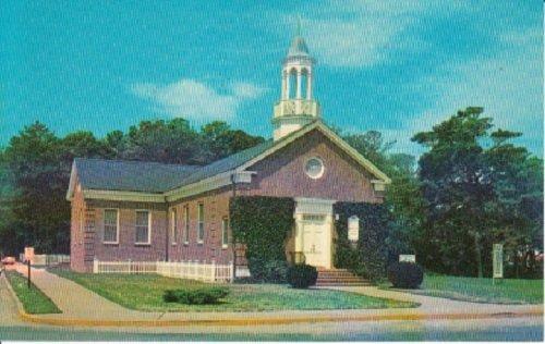 Vintage Unused Postcard Westminster Presbyterian Church Rehoboth Beach, - Westminster Delaware