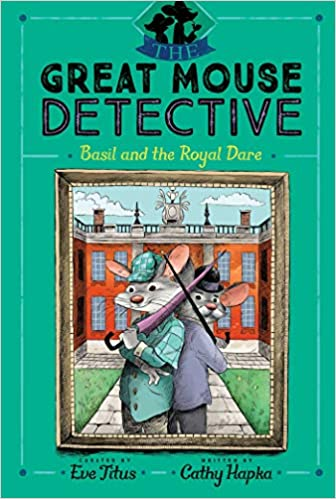 Basil and the Royal Dare (7) (The Great Mouse Detective