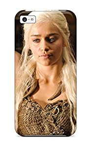 Evelyn C. Wingfield's Shop Hot Tpye Emilia Clarke In Game Of Thrones Case Cover For Iphone 5c