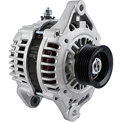 DB Electrical AHI0063 Alternator for 1.8 1.8L Nissan Sentra 00 01 2000 2001 23100-5M000: Automotive