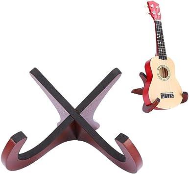 Fafeims Soporte para Ukelele Soporte para Guitarra Soporte para ...