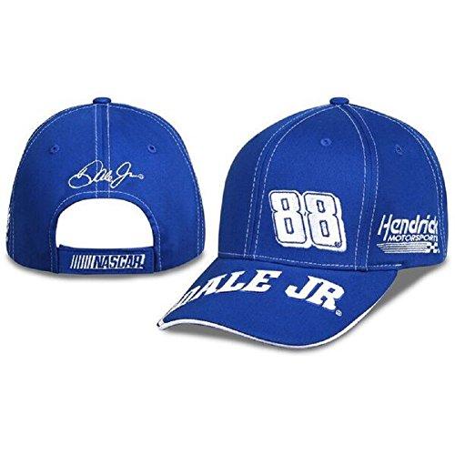 NASCAR Adult Driver-Name and Number-Surge-Adjustable Hat/Cap-Dale Earnhardt Jr. #88-Hendrick Motorsports-Royal